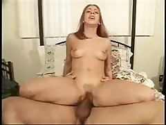 Melody Love's Trimmed Pussy Needs A Good Workout Right Now