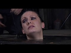 Slave Haliey Young Pervert BDSM Bizarre Training and Abuse