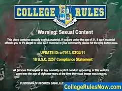 College and Dorm SexTapes at CollegeRulesNow.com - sample-24