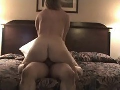 Coed tiffany fucked silly in motel room