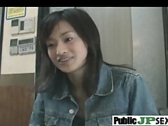 Asians Japanese Getting Hard Fucked In Public video-26