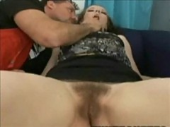 Hairy cunt teen creampie