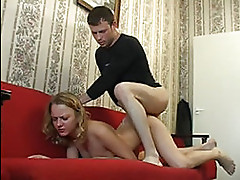 Russian Teen Pussy