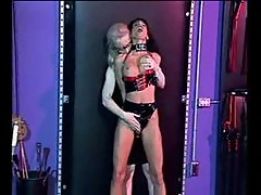 Nina Hartley has a younger Slave...F70