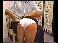 White Panties Spanking Club