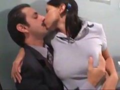 Teacher fucks his student anal