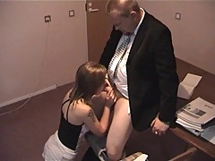 Teen fucks teacher